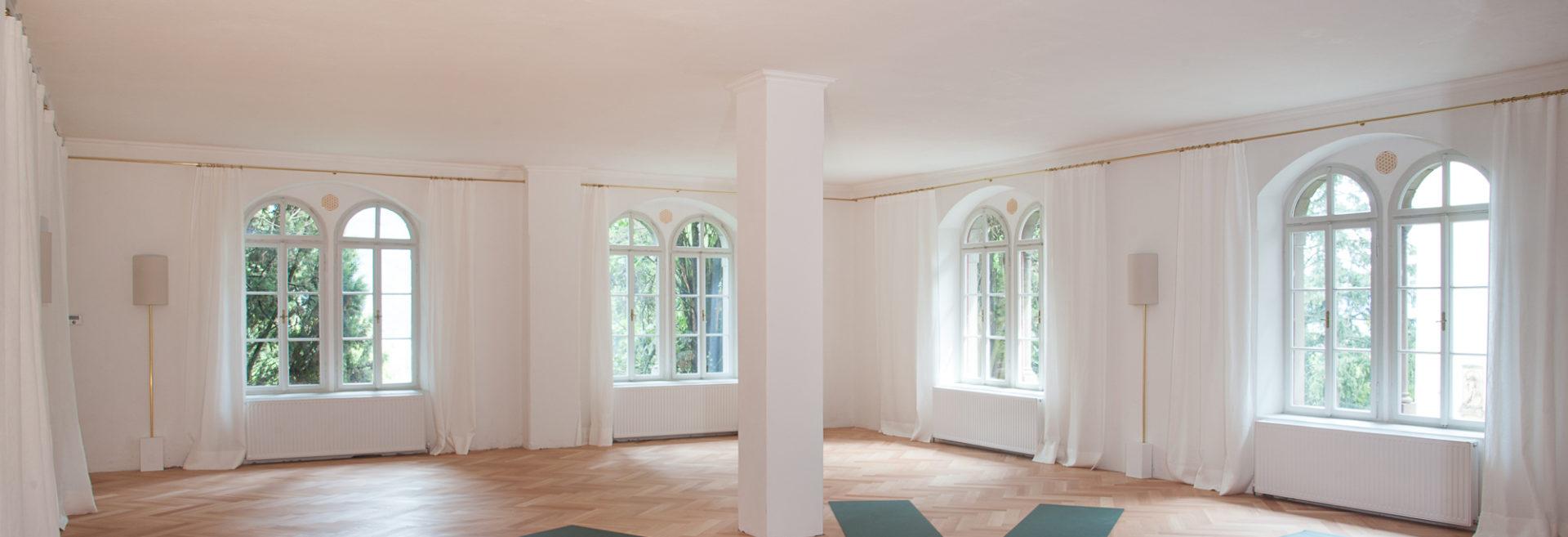 Gartensaal Baslan